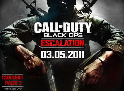 black ops map pack 2 escalation gameplay trailer. Black Ops second map pack