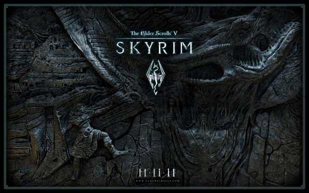 elder scrolls skyrim map. Elder Scrolls V: Skyrim,