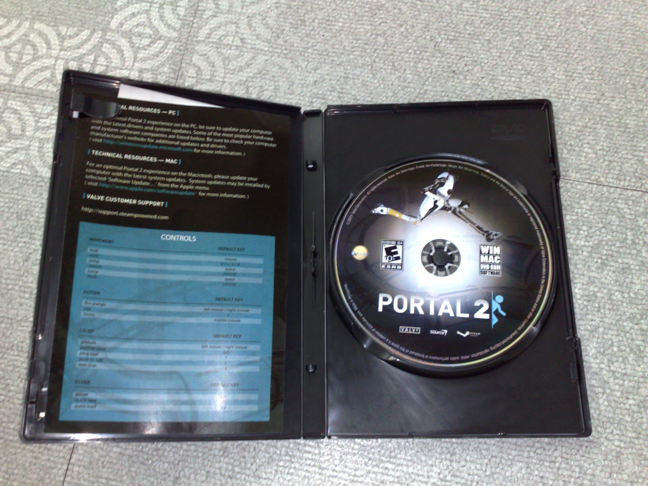 Review: Portal 2(PC) | Too Much Gaming