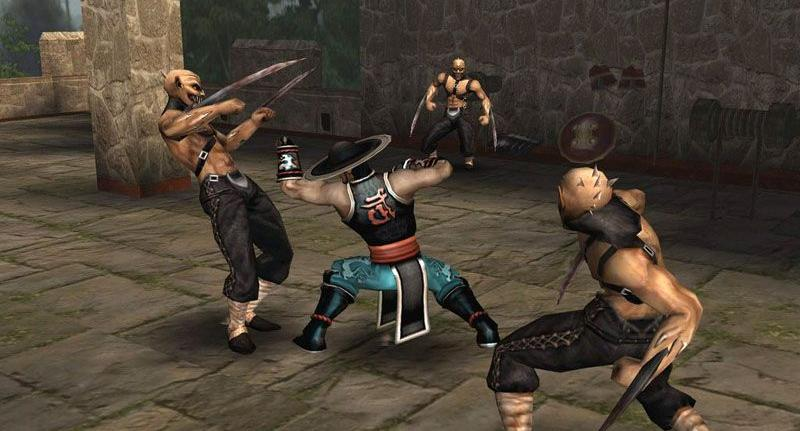 Mortal kombat shaolin monks characters - photo#23