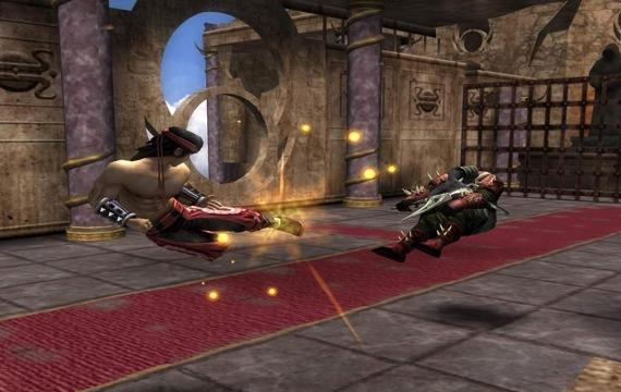Mortal kombat shaolin monks characters - photo#20