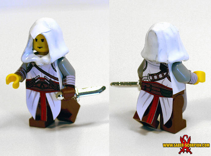 Assassin S Creed Revelations Trailer In Lego Too Much Gaming