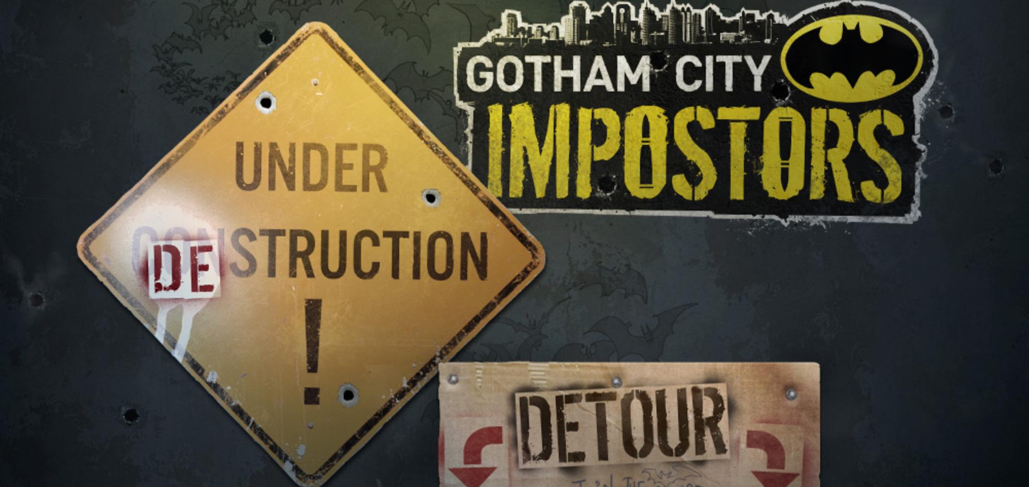 Gotham City Impostors Wallpaper Batman Game Arkham City