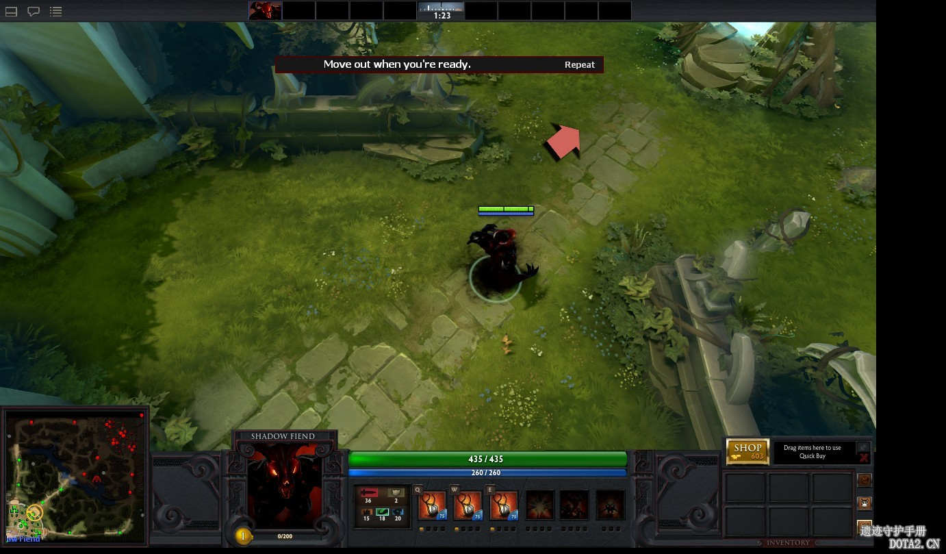 Dota 2: FIRST BLOOD! DOTA 2 Trailer Is Finally Here!