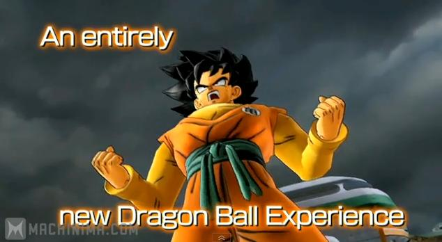 dragon ball z ultimate tenkaichi character creation trailer too